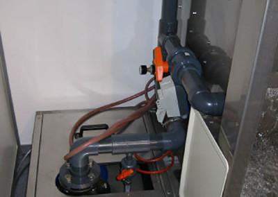 Pumpenbereich PWSL